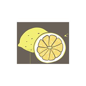 レモンの日のイラスト