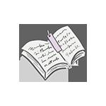 見開きの本のアイキャッチ