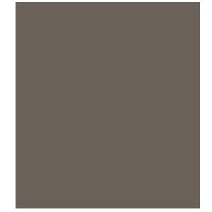 雪だるまのぬりえ