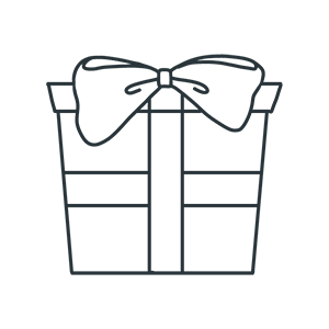 フリー素材クリスマスのプレゼントボックス Season Stock Iroha