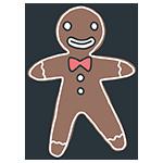 ジンジャーマンクッキーのアイキャッチ