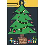 クリスマスツリーのアイキャッチ