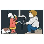 消防記念日のアイキャッチ