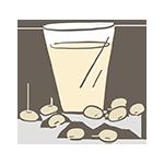 豆乳の日のアイキャッチ