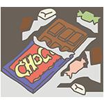 チョコレートのアイキャッチ