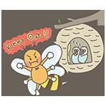 蜂のアイキャッチ