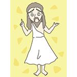 復活したキリストのアイキャッチ