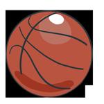 バスケットボールのアイキャッチ