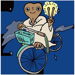 今日は何の日?【E.T.の日】| Season Stock Iroha