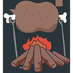 マンモス肉のアイキャッチ