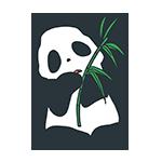 笹を持ったパンダのアイキャッチ