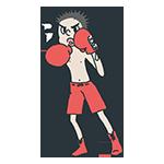 ボクサーのアイキャッチ