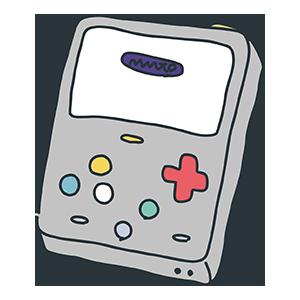 ゲームのイラスト
