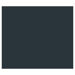 雨雲のぬりえ