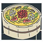 ちらし寿司のアイキャッチ