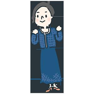 フリー素材働く女性のイラスト Season Stock Iroha