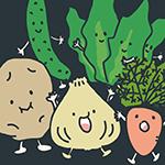 野菜の日のアイキャッチ