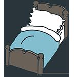 ベッドのアイキャッチ