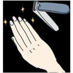 爪切りの日のアイキャッチ