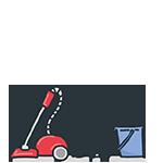 掃除機とバケツのアイキャッチ