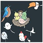 愛鳥の日のアイキャッチ