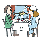 食堂車の日のアイキャッチ