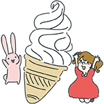 ソフトクリームの日のアイキャッチ