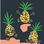 パイナップルの日のアイキャッチ