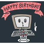 パソコン記念日のアイキャッチ