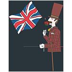 イギリスのバレンタインデーのアイキャッチ
