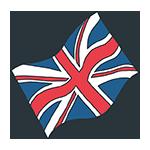 イギリスの国旗のアイキャッチ