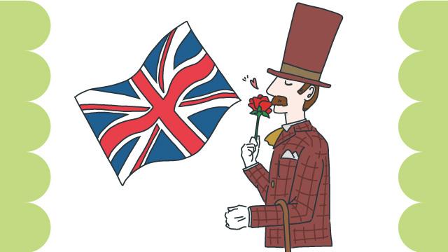 イギリスヴァレンタイン