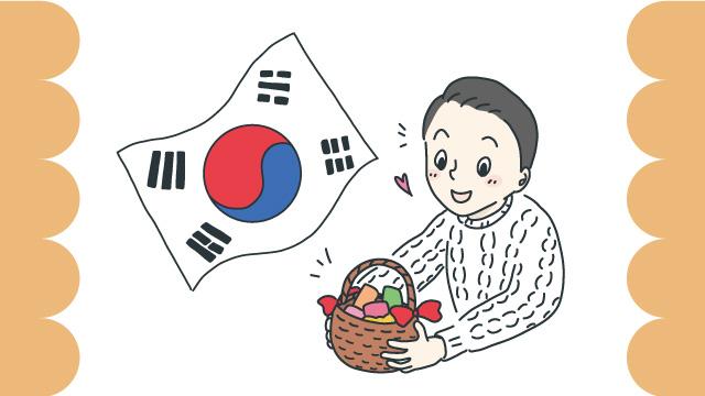 韓国ヴァレンタイン