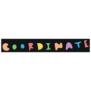 コーディネートのメッセージのイラスト