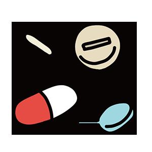 お薬のイラスト