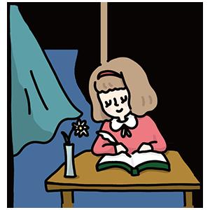 日記の日のイラスト
