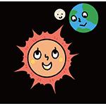 太陽暦採用記念日のイラスト