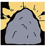 いい石の日のイラスト