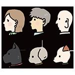 耳の日のイラスト