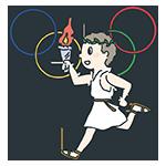 オリンピックの日のアイキャッチ